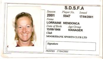 Manager's Card 2001