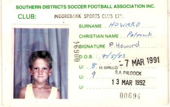 Player's Card 1992